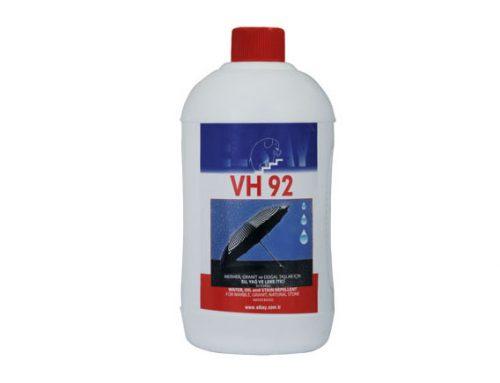 VH92 Granit, Mermer, Traverten, Doğal Taş Zemin ve Cepheler için Su ve Yağ İtici Su Esaslı